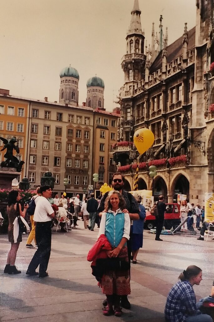 Munich prior to a performance